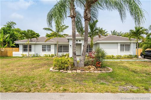 Photo of Listing MLS a10848606 in 15870 SW 153rd Ct Miami FL 33187