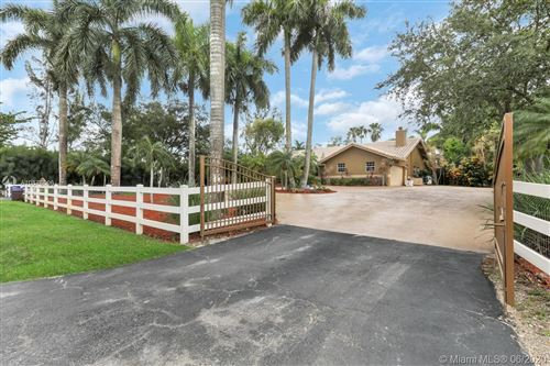 Photo of Listing MLS a10876606 in 15720 SW 56th St Southwest Ranches FL 33331