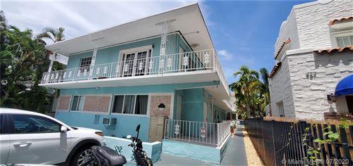 Photo of 945 Meridian Ave #4, Miami Beach, FL 33139 (MLS # A10890606)