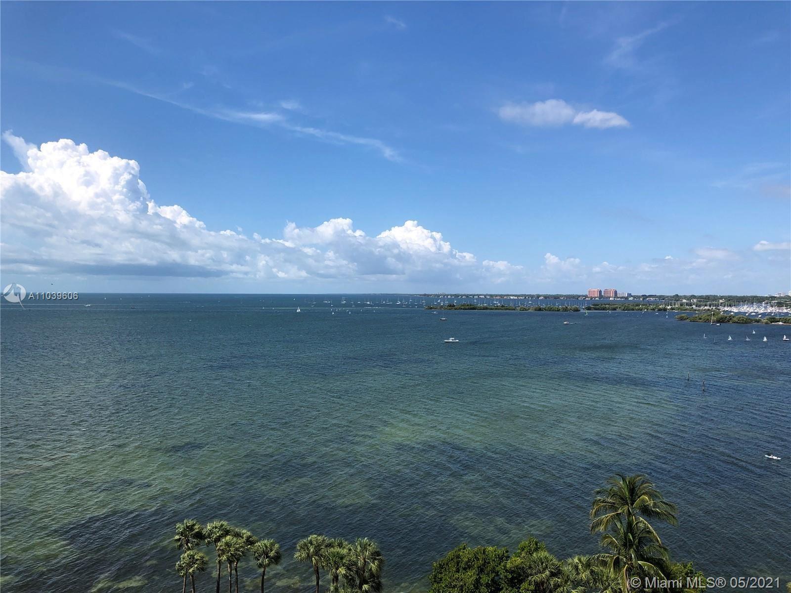 1 Grove Isle Dr #A1104, Miami, FL 33133 - #: A11039606