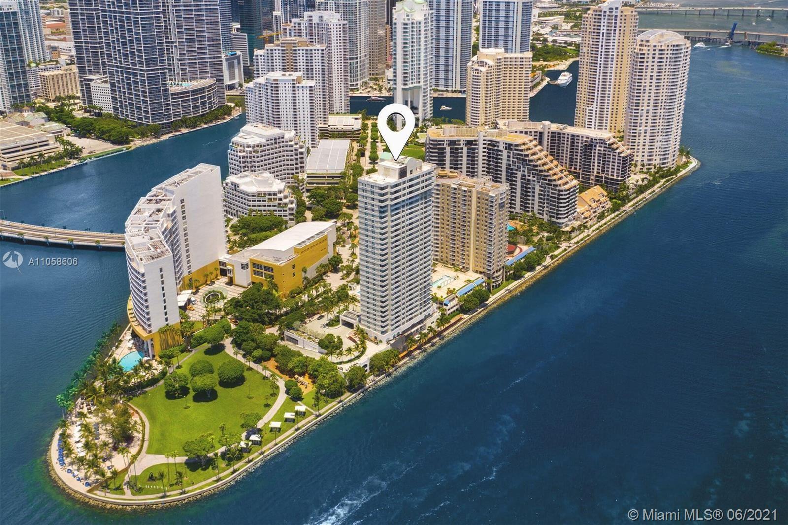 770 Claughton Island Dr #1102, Miami, FL 33131 - #: A11058606