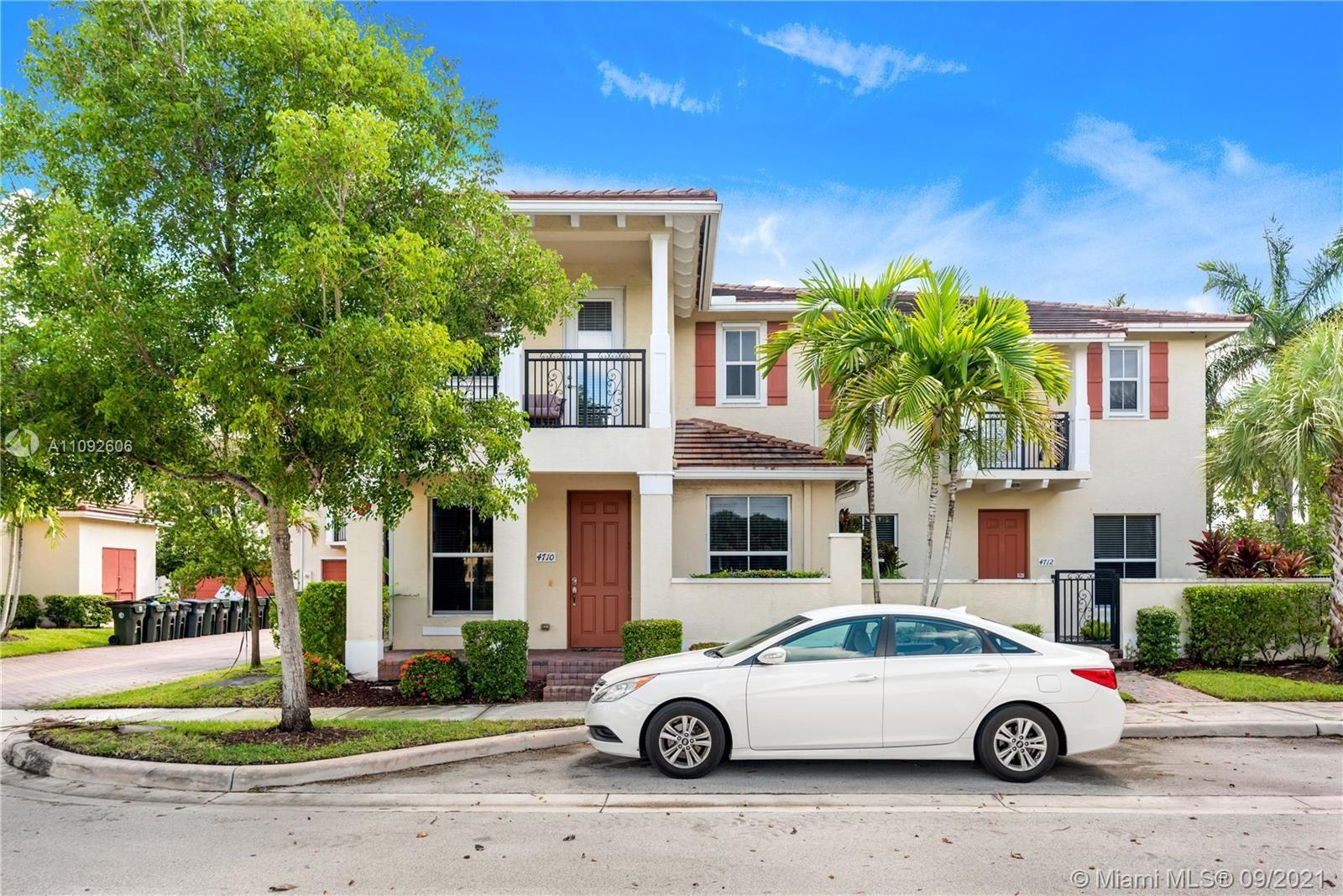 4710 Monarch Way #1-1, Coconut Creek, FL 33073 - #: A11092606