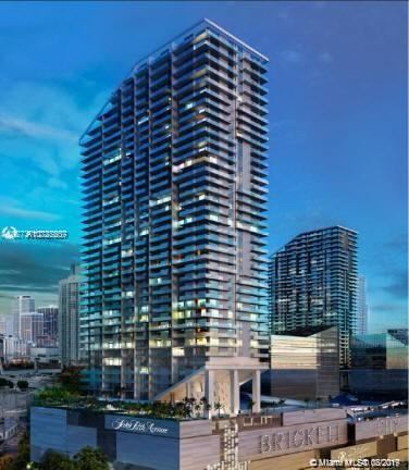Photo of Listing MLS a10727607 in 88 SW 7th St #2407 Miami FL 33130