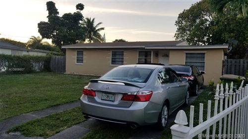 Photo of Listing MLS a10808607 in 165 NW 127th St North Miami FL 33168