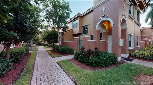 Photo of Listing MLS a10900607 in 10645 SW 8th St #2406 Pembroke Pines FL 33025