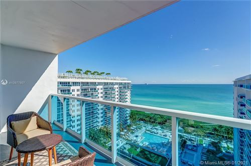 Photo of 2301 Collins Ave #PH19, Miami Beach, FL 33139 (MLS # A10977607)