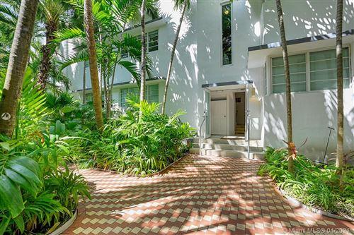 Photo of 3917 N Meridian Ave #204, Miami Beach, FL 33140 (MLS # A11024607)