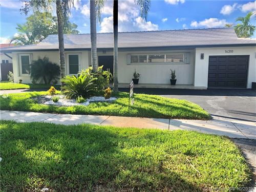 Photo of 14310 Leaning Pine Dr, Miami Lakes, FL 33014 (MLS # A10750608)