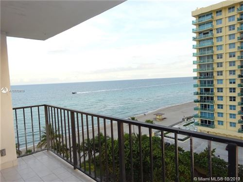 Photo of 2301 S Ocean Dr #908, Hollywood, FL 33019 (MLS # A10782608)