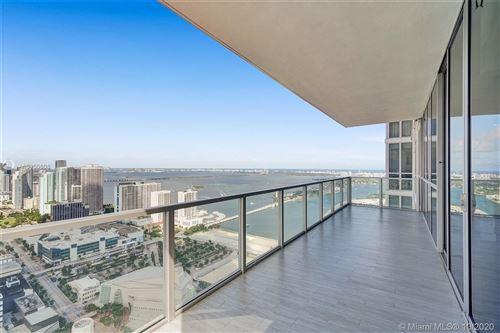 Photo of 1100 Biscayne Blvd #5205, Miami, FL 33132 (MLS # A10950608)