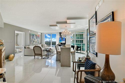 Photo of 250 Sunny Isles Blvd #3-1504, Sunny Isles Beach, FL 33160 (MLS # A11043608)
