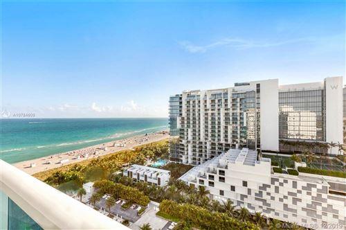 Photo of 2301 Collins Ave #1603, Miami Beach, FL 33139 (MLS # A10784609)