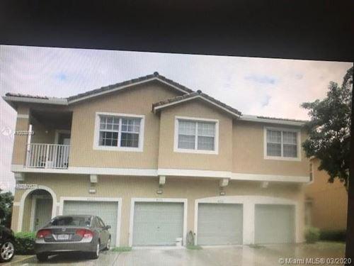 Photo of 13105 SW 42nd St #5204, Miramar, FL 33027 (MLS # A10838609)