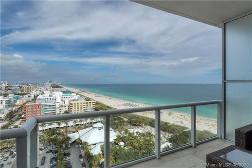 Photo of 50 S Pointe Dr #2007, Miami Beach, FL 33139 (MLS # A10878609)
