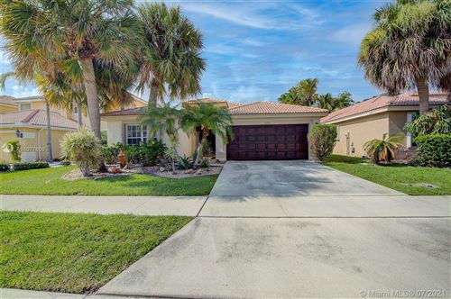 Photo of 3626 Hudson Ln, Boynton Beach, FL 33436 (MLS # A11077609)