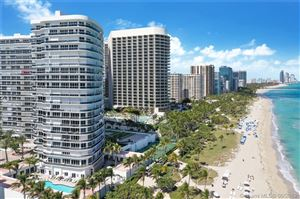 Foto de inmueble con direccion 9601 Collins Ave #601 Bal Harbour FL 33154 con MLS A10614610