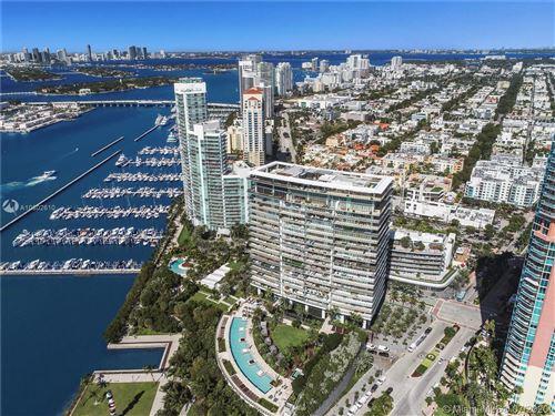 Photo of 800 S Pointe Dr #901, Miami Beach, FL 33139 (MLS # A10802610)