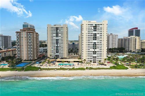 Foto de inmueble con direccion 1904 S Ocean Dr #1601 Hallandale Beach Beach FL 33009 con MLS A10834610