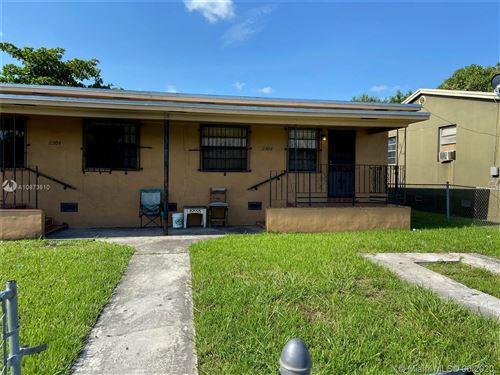 Photo of 2306 Superior St #2306, Opa-Locka, FL 33054 (MLS # A10873610)