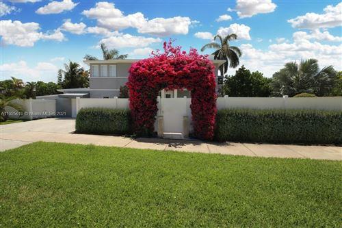 Photo of 10960 N Bayshore Dr, Miami, FL 33161 (MLS # A11025610)
