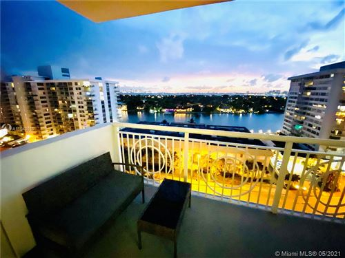 Photo of 5825 Collins Ave #14A, Miami Beach, FL 33140 (MLS # A11043610)