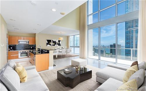 Photo of 1050 Brickell Ave #3402, Miami, FL 33131 (MLS # A11075610)