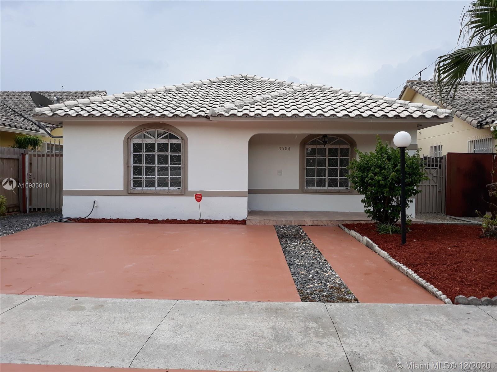 3584 W 74th Pl, Hialeah Gardens, FL 33018 - #: A10933610