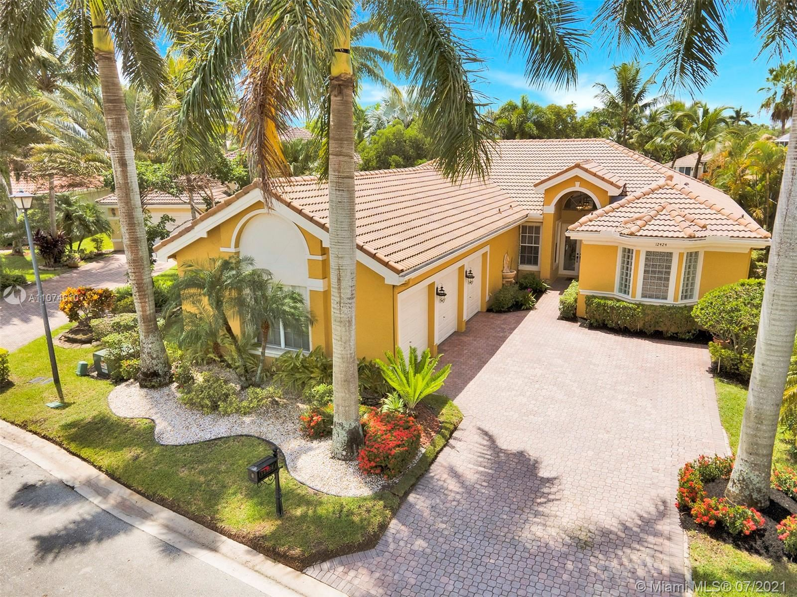 12424 NW 62nd Ct, Coral Springs, FL 33076 - #: A11074610