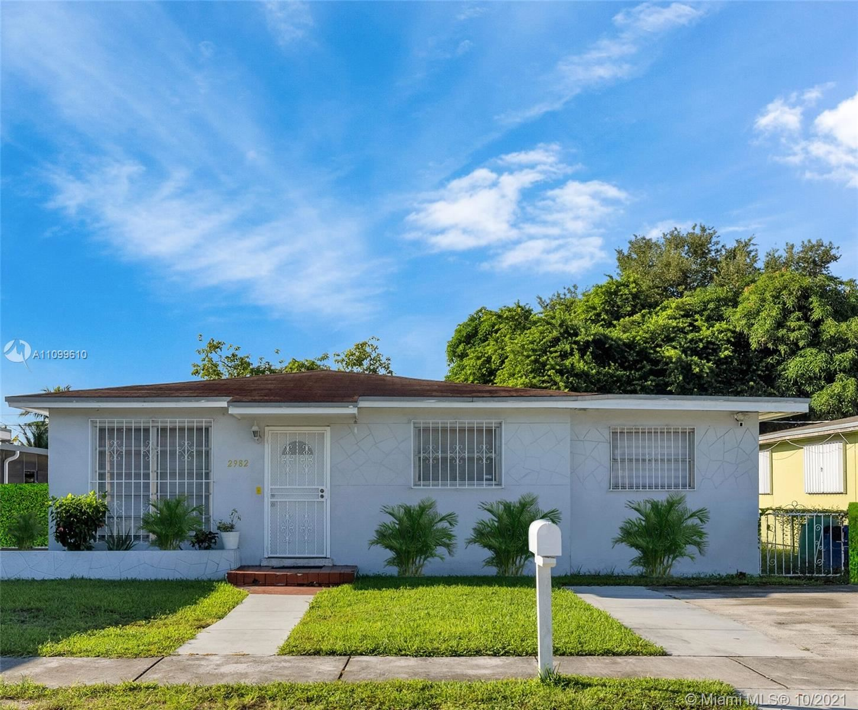 2982 NW 98th St, Miami, FL 33147 - #: A11099610