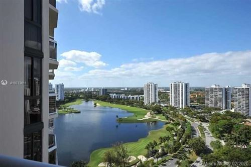 Photo of Listing MLS a10772611 in 20185 E Country Club Dr #2307 Aventura FL 33180
