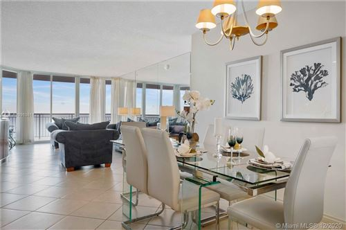 Photo of 17375 Collins Ave #1501, Sunny Isles Beach, FL 33160 (MLS # A10963611)