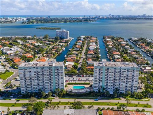 Photo of 2150 Sans Souci Blvd #B1105, North Miami, FL 33181 (MLS # A11058611)