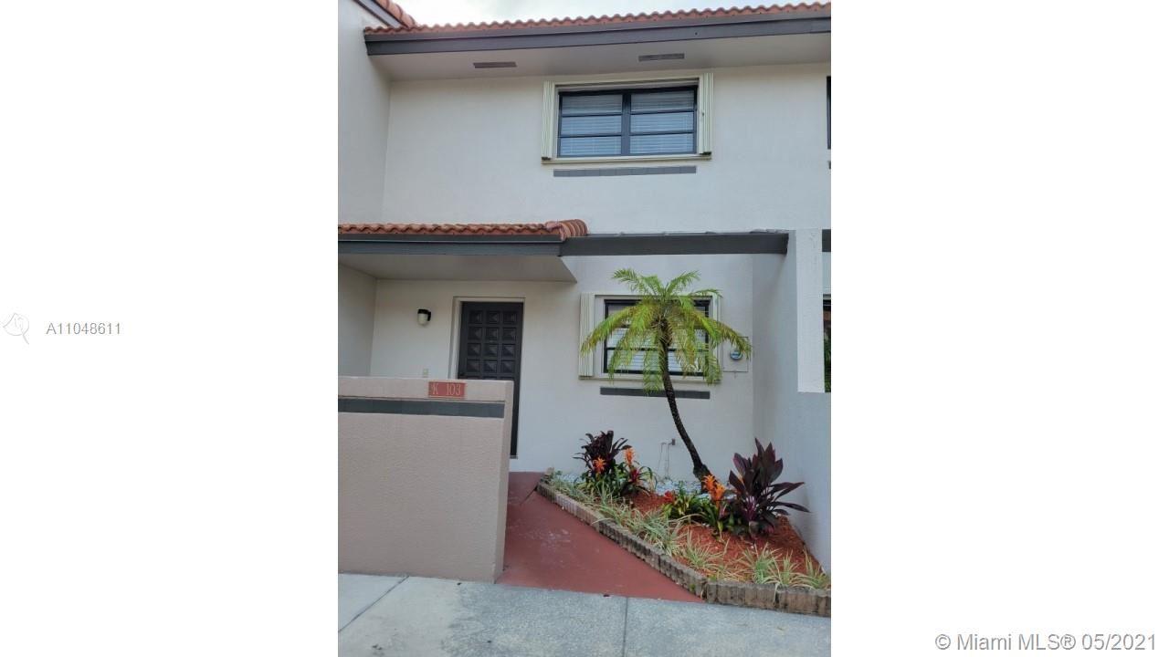 13408 SW 62nd St #K103, Miami, FL 33183 - #: A11048611
