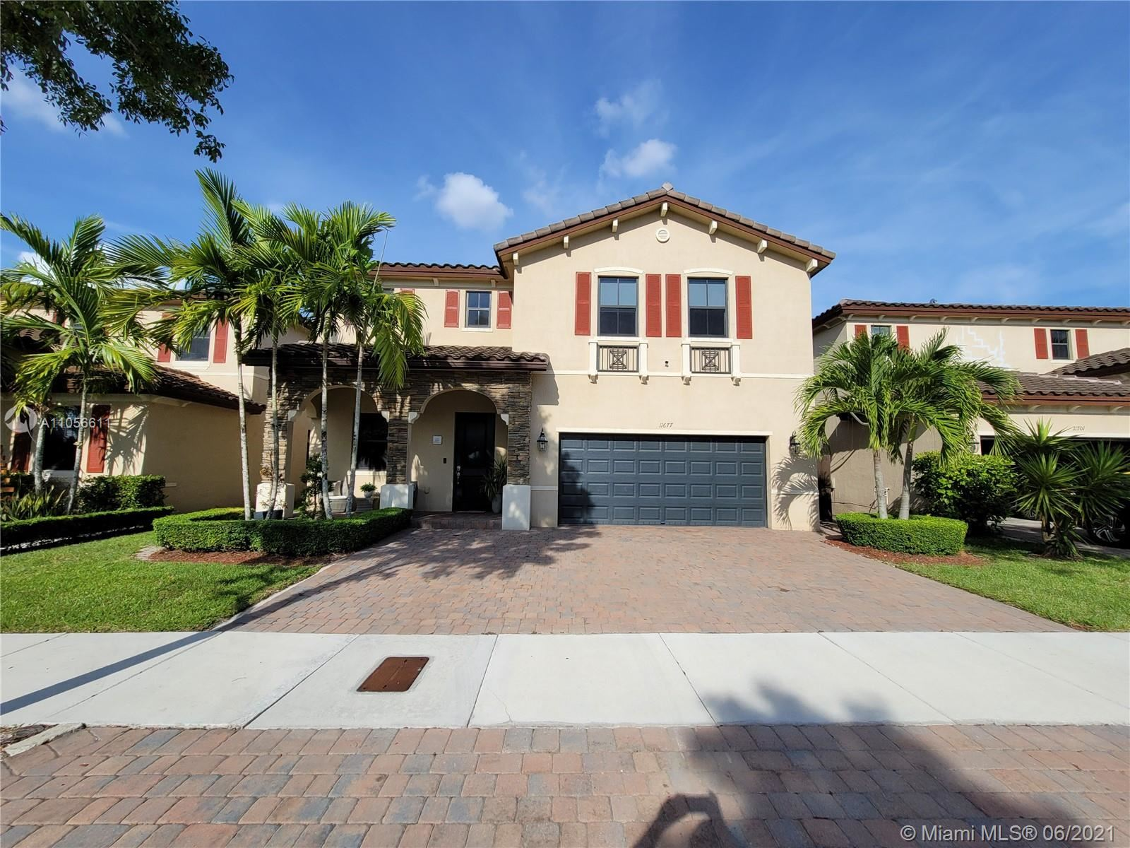 11677 SW 151st Pl, Miami, FL 33196 - #: A11056611