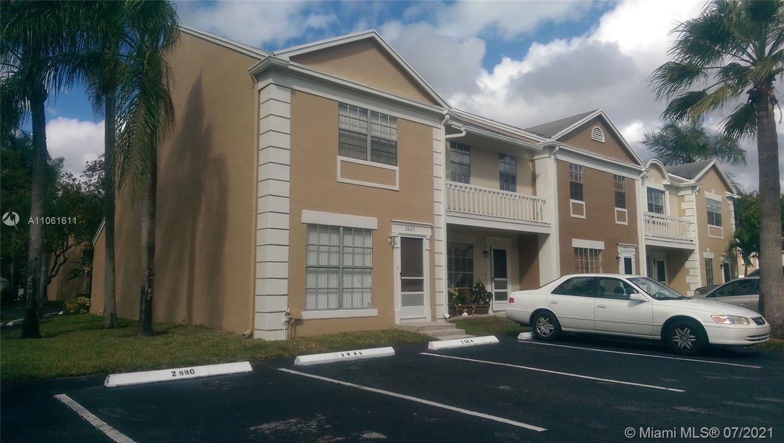 Photo of 2880 Belmont Ln #2880, Cooper City, FL 33026 (MLS # A11061611)