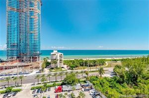 Photo of 100 Bayview Dr #810, Sunny Isles Beach, FL 33160 (MLS # A10727612)
