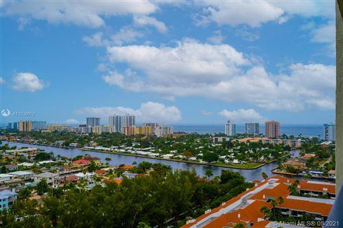Photo of 3200 Port Royale Dr N #2011, Fort Lauderdale, FL 33308 (MLS # A11038612)