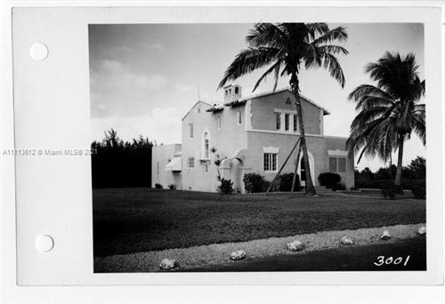 Photo of 1333 Blue Rd., Coral Gables, FL 33146 (MLS # A11113612)