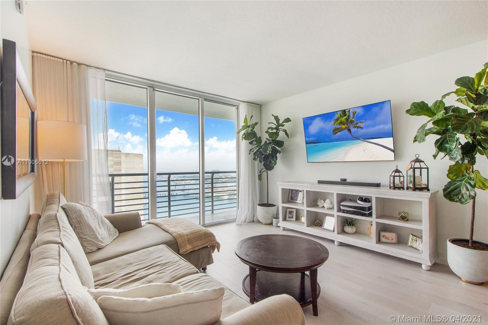 335 S Biscayne Blvd #3808, Miami, FL 33131 - #: A11006612