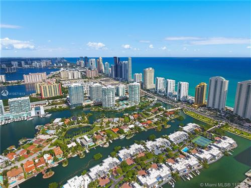 Photo of 16500 COLLINS AVE #TH-8, Sunny Isles Beach, FL 33160 (MLS # A10571613)