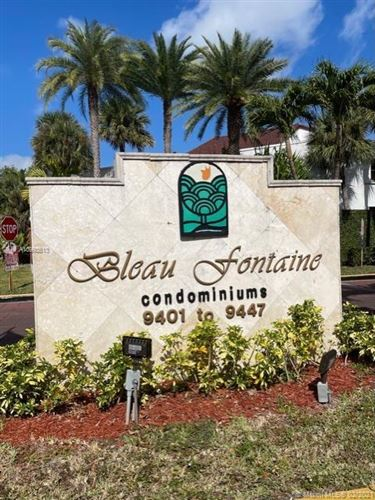 Photo of 9405 Fontainebleau Blvd #113, Miami, FL 33172 (MLS # A10993613)
