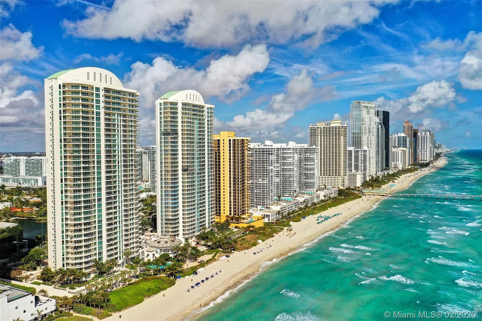 16051 Collins Ave #1404, Sunny Isles, FL 33160 - #: A10823613