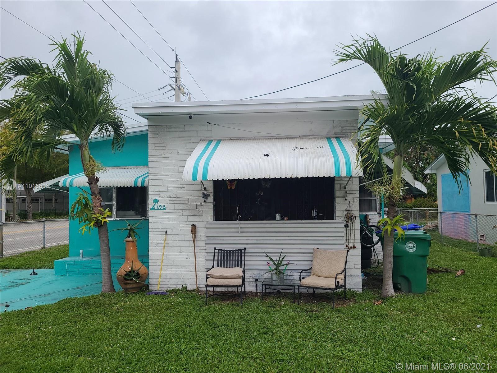 1195 NW 48th St, Miami, FL 33127 - #: A11015613