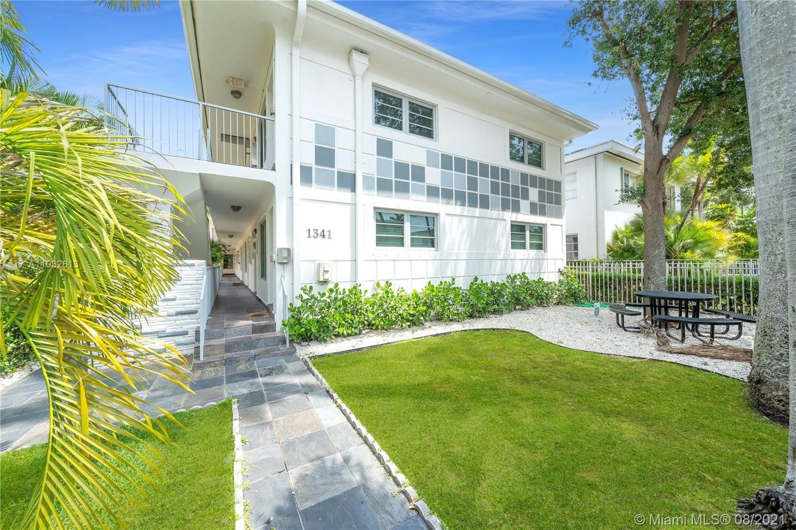 1341 15th St #106, Miami Beach, FL 33139 - #: A11032613