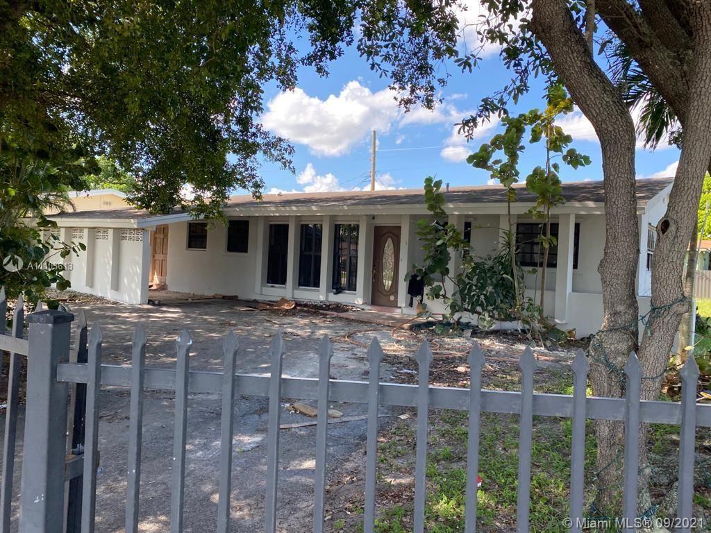 1201 NW 175th St, Miami Gardens, FL 33169 - #: A11103613