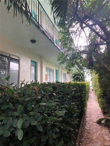 Photo of 544 Michigan Ave #13, Miami Beach, FL 33139 (MLS # A10821614)