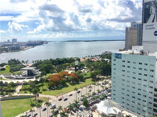 Photo of 244 Biscayne Blvd #2107, Miami, FL 33132 (MLS # A11106614)
