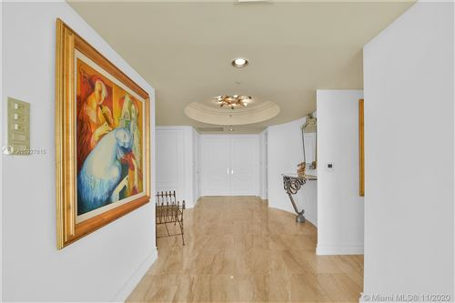 Photo of 18911 collins Ave #2405, Sunny Isles Beach, FL 33160 (MLS # A10927615)