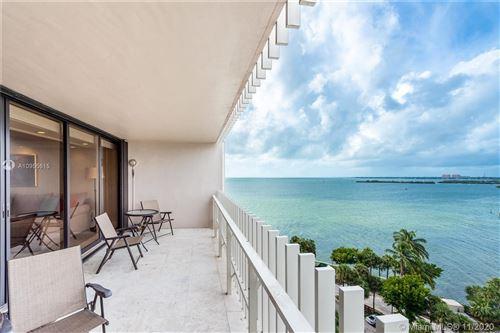 Photo of 1 Grove Isle Dr #A1006, Miami, FL 33133 (MLS # A10955615)