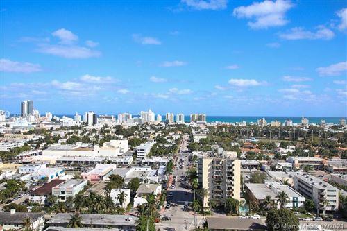 Photo of 1500 Bay Rd #M-1515, Miami Beach, FL 33139 (MLS # A11074615)